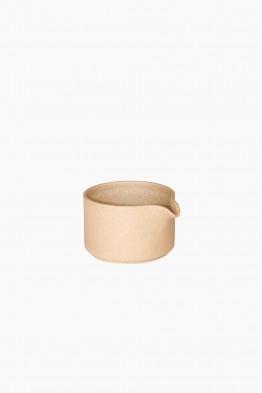 hasami natural milk pitcher