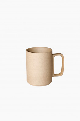 hasami natural mug large