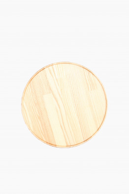 hasami oak tray/lid x-large