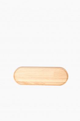 hasami oak tray