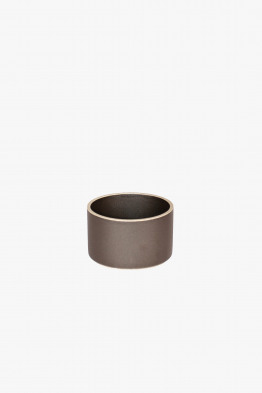 hasami black bowl x-small/cup