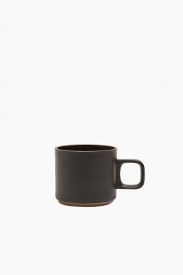 hasami black mug small