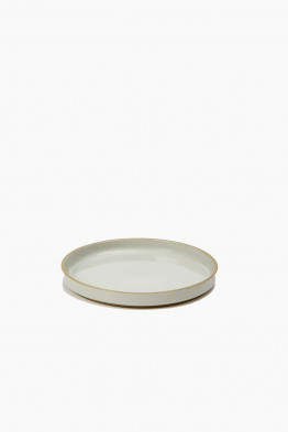 hasami clear plate small