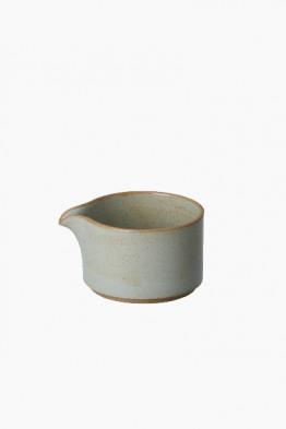 hasami clear milk pitcher