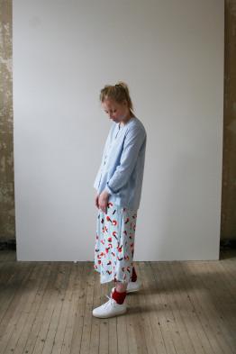 humanoid ROUX blouse