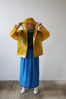 aspesi raincoat