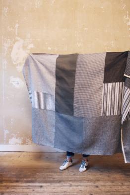 fog linen work linen patchwork