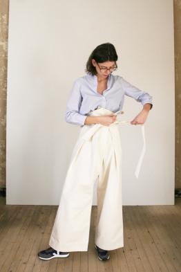 catherine hammel wrap pants