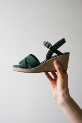 a.p.c judith sandals