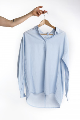 aiayu organic cotton shirt