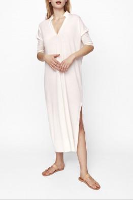 fine knitted merino dress