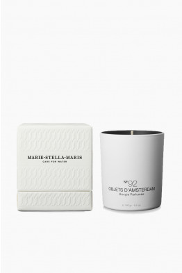 scented candle objets d'amsterdam