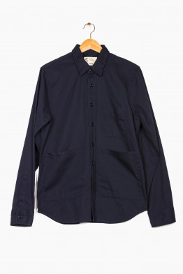 aspesi jacket shirt
