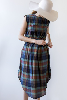 ace&jig ANDROMEDA nymph dress