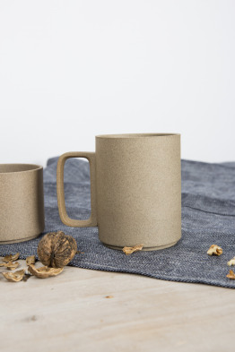 hasami natural mug medium