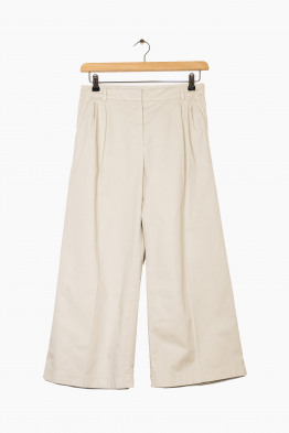 aspesi cropped pants