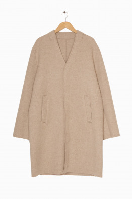 mews oversized coat