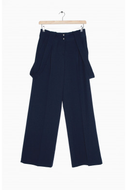momoni dungaree pants