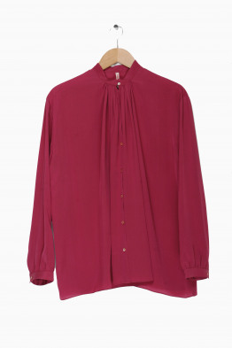 indress silk blouse
