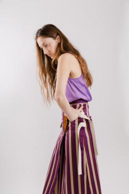 High waist skirt linette
