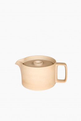 hasami natural tea pot