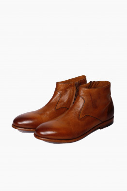 pantanetti leather boot