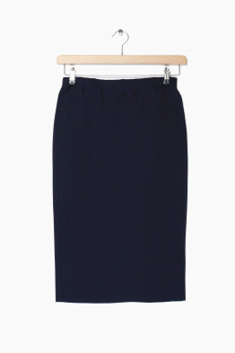zenggi scuba pencil skirt