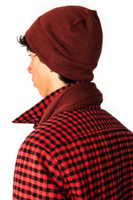 wool cap