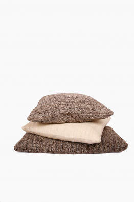valentina hoyos wool cushion 70x40