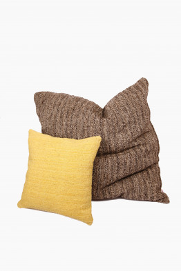 valentina hoyos wool cushion 80x80