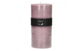 Licht Roze Kaarsen : Kaars poeder roze d h cm