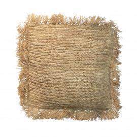 Raffia Cushion Cover Square L