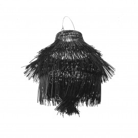Hanglamp Urchin Black M