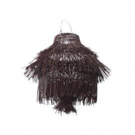 Hanglamp Urchin Chocolat M