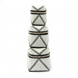 Offermand Hoog - Cowrie Striped
