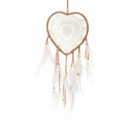 Dreamcatcher Crochet-Heart M