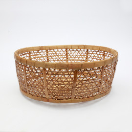 Basket Rotan Natural