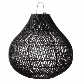 Hanglamp Bottle Black L