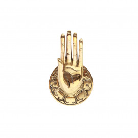 The Golden Mudrah Hand Large