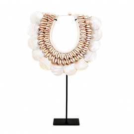 The Gili Necklace on Stand