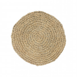 The Seagrass Placemat - Round