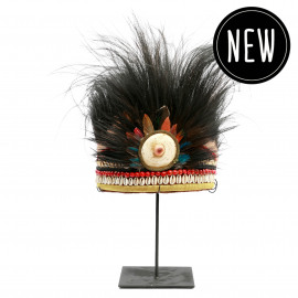 The Tribal Crown on Stand