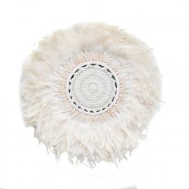 The Boho Feather Wall Juju