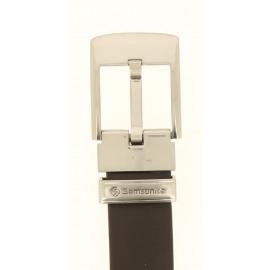 Zipper Belt 3Cm Heren Gordel 1-zijdig