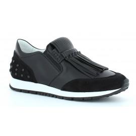 Sportivo Yo Frangia Nodi Dames Sneaker Lowcut