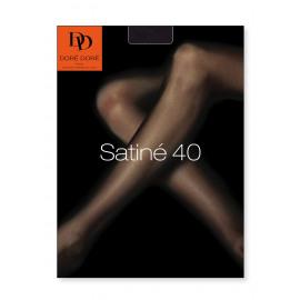 Satiné 40 Dames Panty