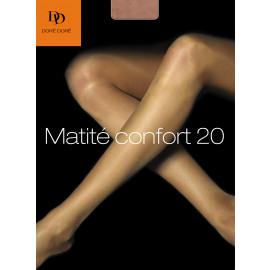 Matité Confort 20 Dames Panty