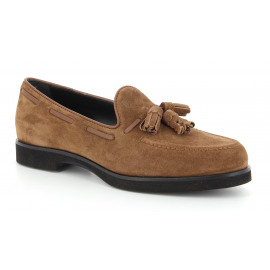 Gomma XL ZQ Nappine Dames Loafer & Mocassin