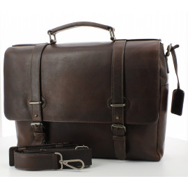 Briefcase 1 compartment Heren Boekentas