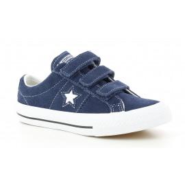 One Star 3V Jongens Sneaker Lowcut